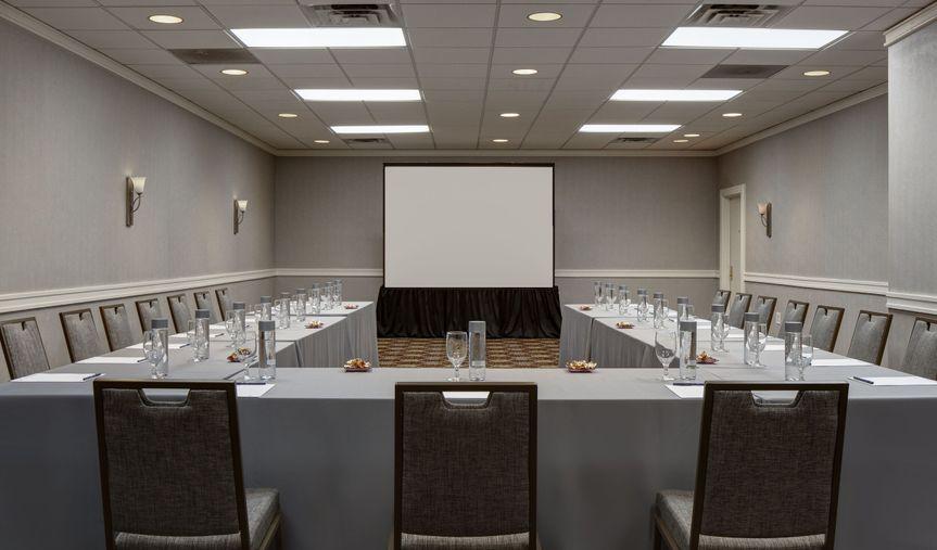 Caldwell Meeting room