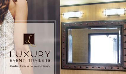 Luxury Event Trailers 1