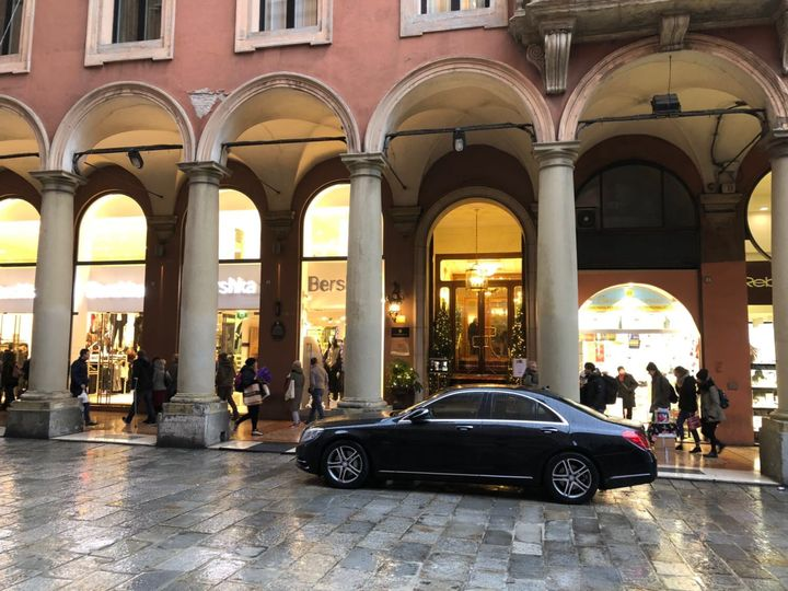 BOLOGNA Enjoy your wedding night and honeymoon in one of the luxury suites, with every conceivable...