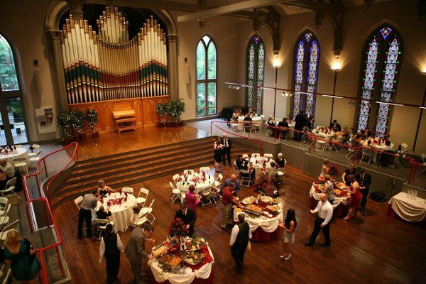 Westminster Hall Venue Baltimore Md Weddingwire