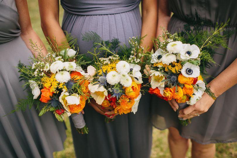 Bridal party coordination