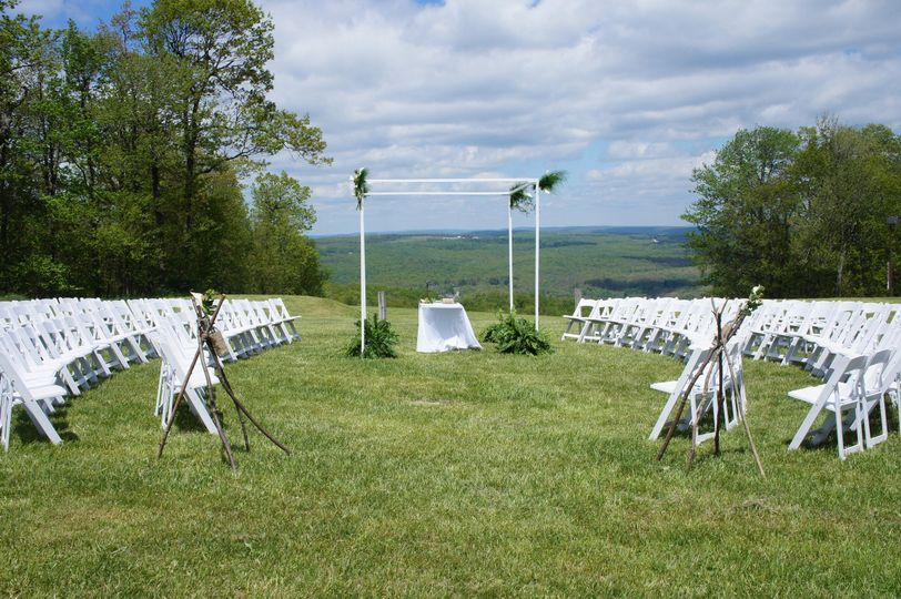 Mt. Top Ceremony Site