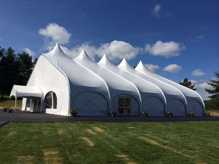 Wisp Resort Mt. Mist Tent