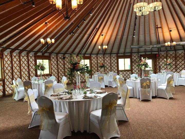Yurt Reception