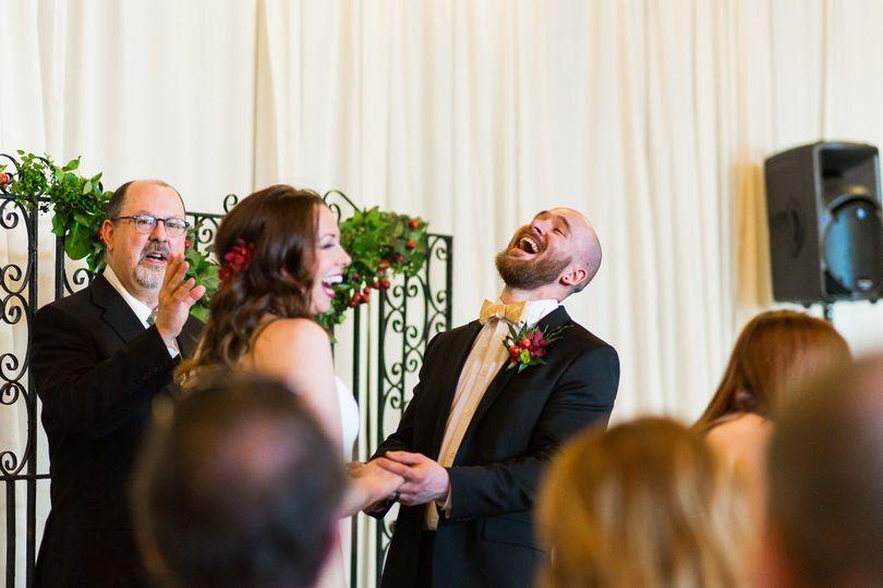 Hayne's hall ceremony