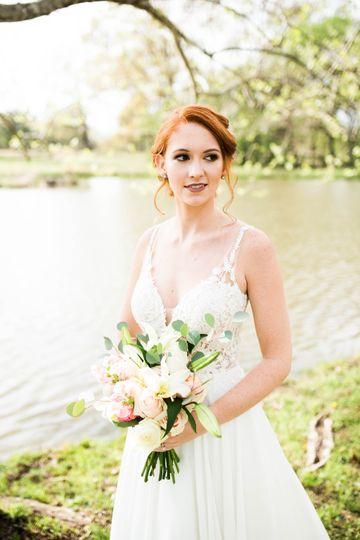 Shane Creek Bridal Makeup