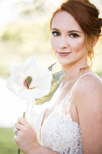 Shane Creek Bridal Makeup