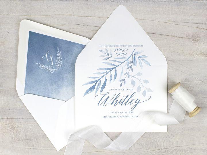 Tmx 1510672345491 Img7319sml Minneapolis wedding invitation