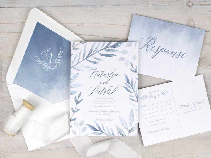 Tmx 1510672374291 Img7314sml Minneapolis wedding invitation