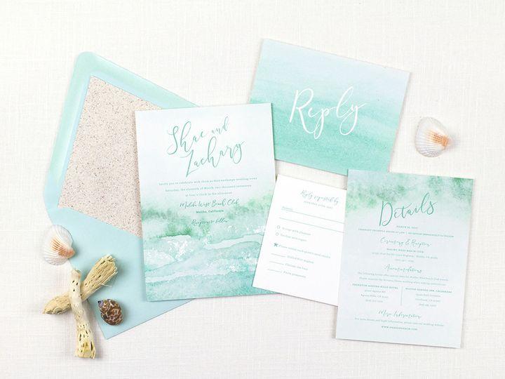 Tmx 1510672404475 Img7067bsml Minneapolis, MN wedding invitation