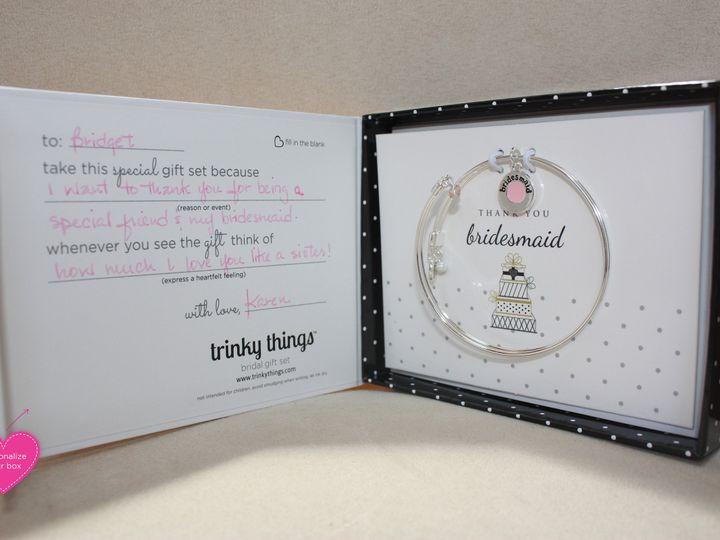 Tmx 1466792473439 Trinky Things Bridesmaid Topeka, KS wedding favor