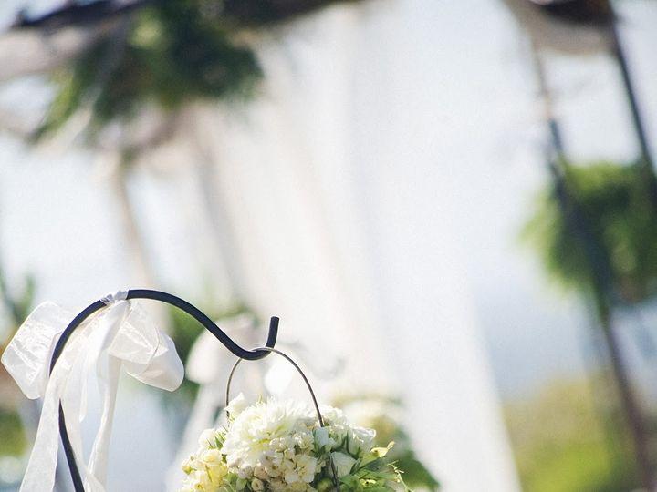 Tmx 1422573075555 Aisleaccentwhitegreenbishopshookceremony San Jose wedding florist