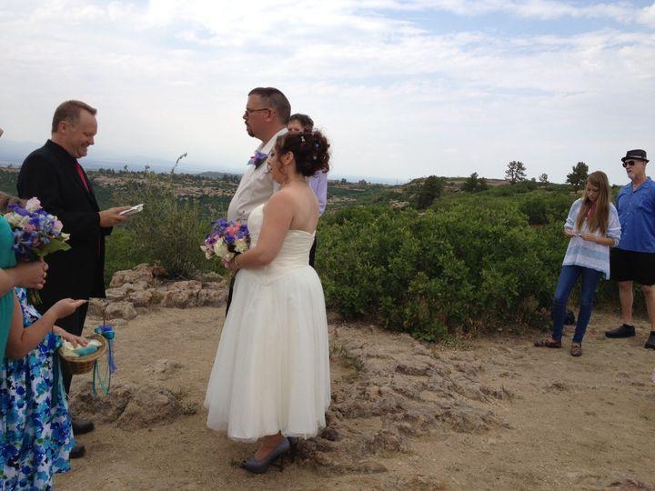 Tmx 1465260648075 Jon Brighton Wedding Pic Castle Rock, CO wedding officiant