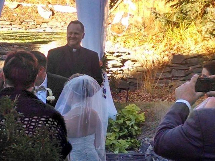 Tmx 1465261048355 Wayne Catholic Wedding Castle Rock, CO wedding officiant