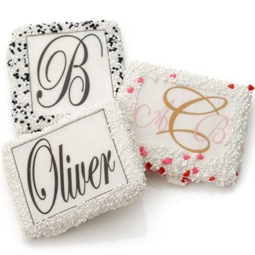 Tmx 1250871209488 Monogrammedcookies Middletown wedding favor