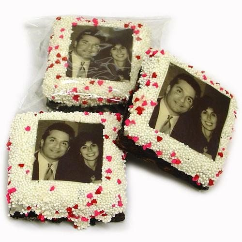Tmx 1250871215394 Whitechocolatebrowniebites Middletown wedding favor