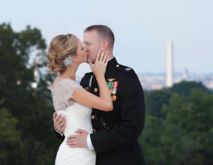 final cover proofwashington dc wedding picture