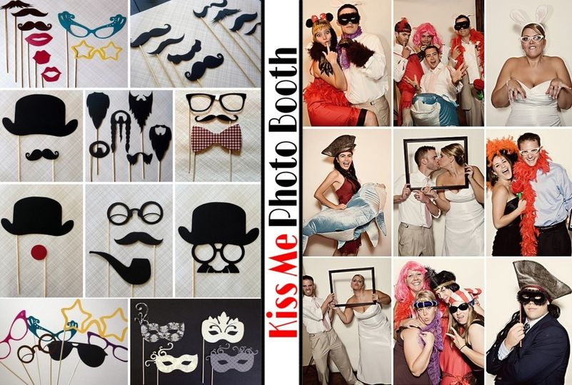 Kiss Me Photo Booth - Keys Island Services for Marriage and Events