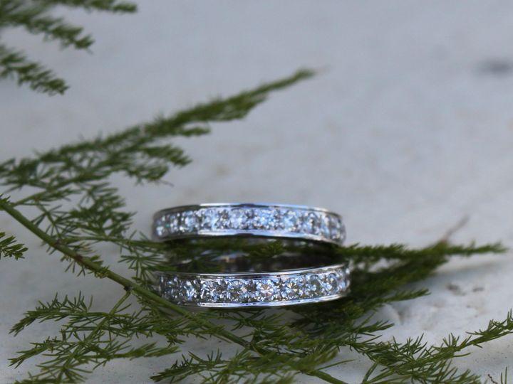 Tmx 1398278019687 Common Bead Bright Cut Edge Cones Miami wedding jewelry