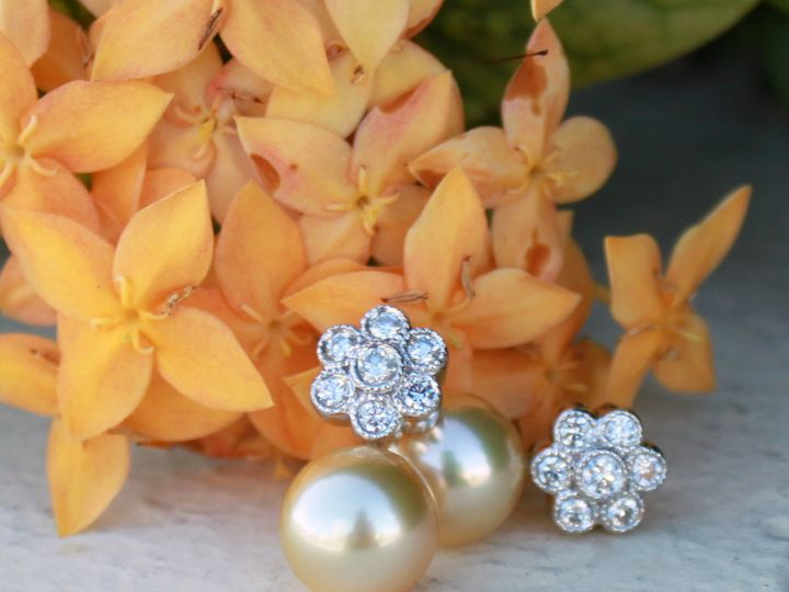 Tmx 1398278782472 Golden Ss 11.5mm With .87cts Ret2900  Miami wedding jewelry