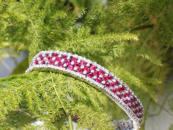 Tmx 1398278802436 Ruby 17.2ct Dia 3.43ct Favero Ret1275 Miami wedding jewelry