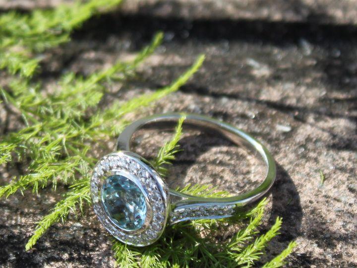 Tmx 1398279638152 Aquamarine Donut Velos Miami wedding jewelry