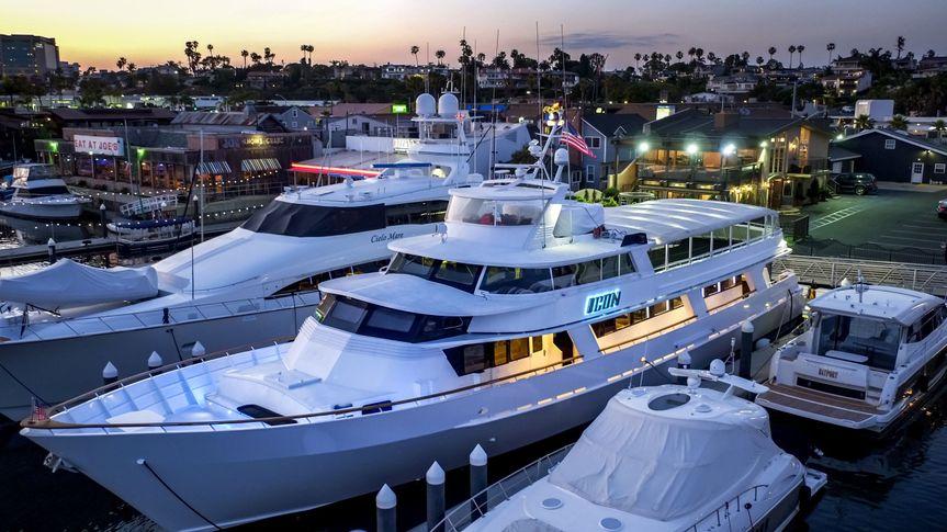 City Cruises - Newport Beach