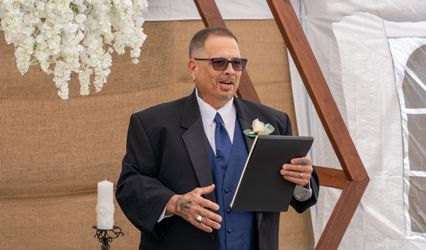 The Wright Officiant