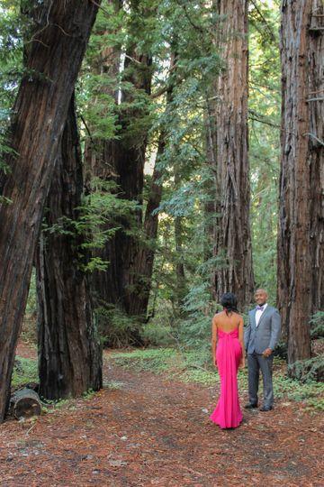 Big Sur, California elopement