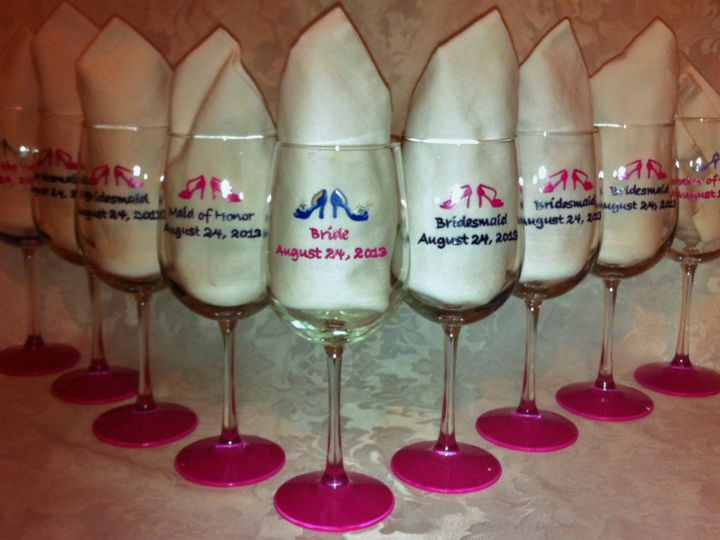 Tmx 1388917953587 Wed9shoeback Antioch wedding favor
