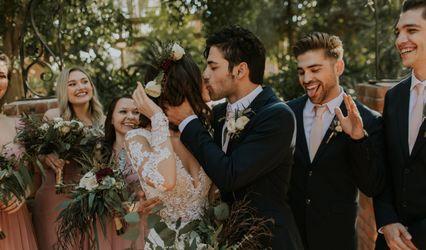 The wedding of Lauren and Halen
