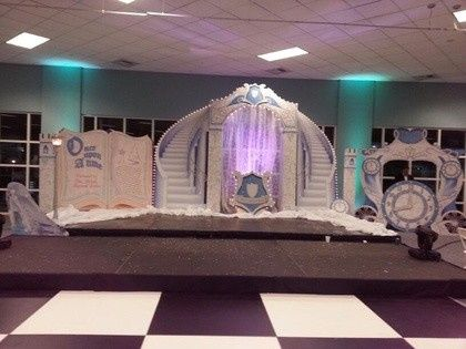 Our Once Upon A Time Theme! Great for receptions!