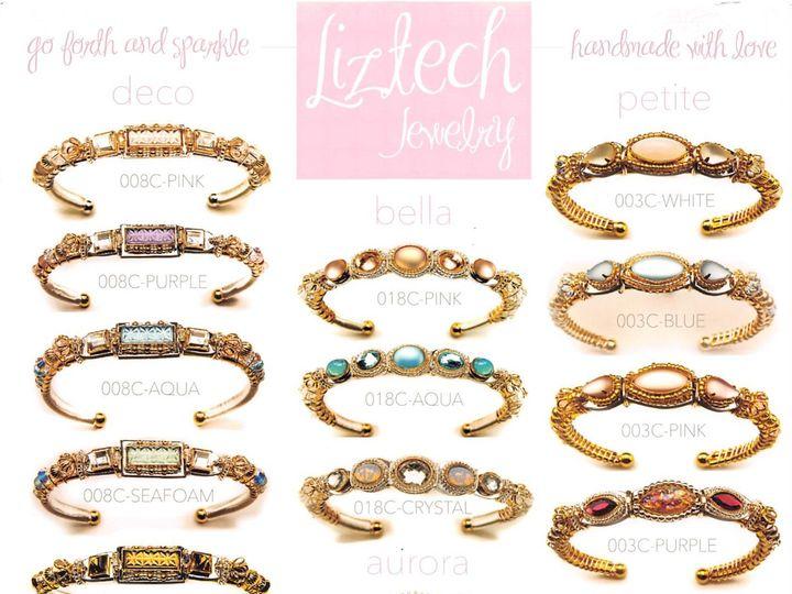 Tmx 1494002736898 Liztech Original Cuffs For Web East Stroudsburg wedding jewelry
