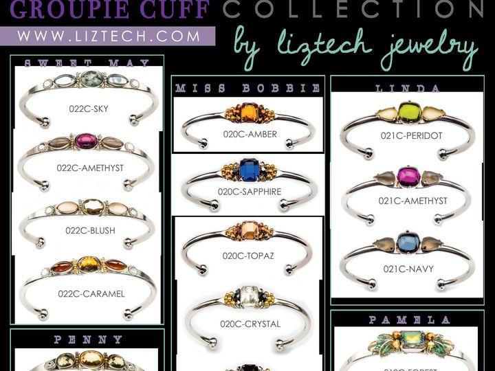 Tmx 1494003610795 Groupie Linesheet New East Stroudsburg wedding jewelry