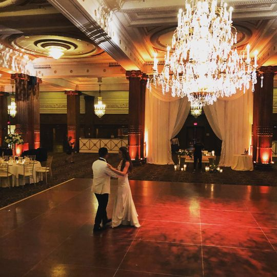 That first dance with PO