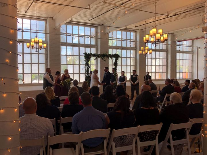 Boylston Rooms Ceremony