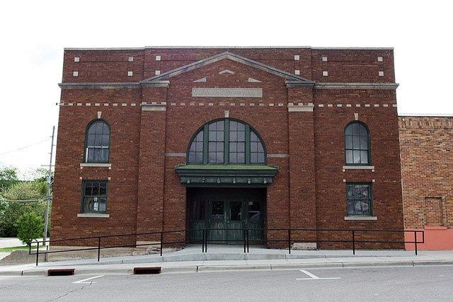 Venue Front Entrance