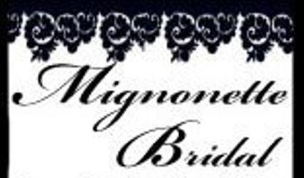 Mignonette Bridal 1