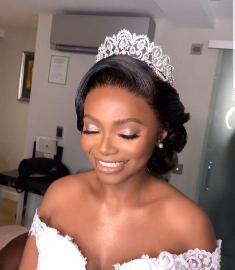 Bridal Makeup - NY