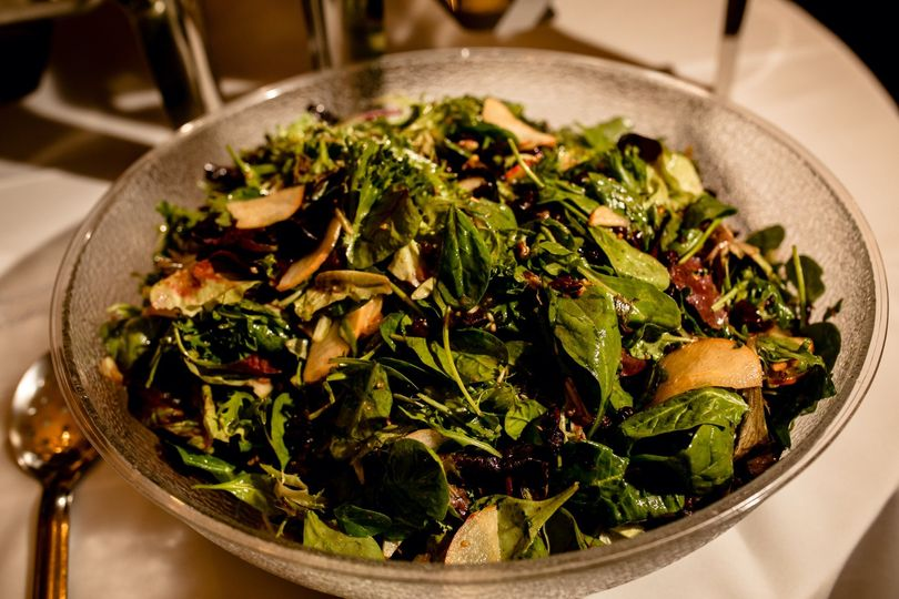 House harvest salad