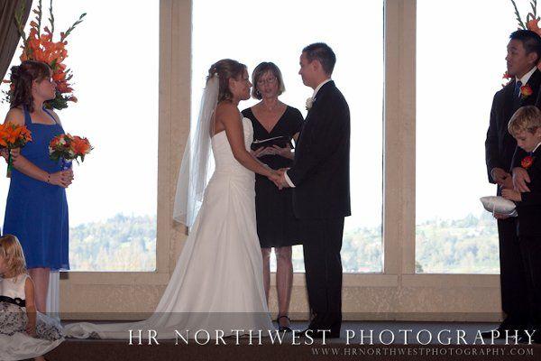 Tmx 1303937698428 2010KatrinaEverettGaryWoolseyWeddingTheCeremo68 Snohomish wedding officiant