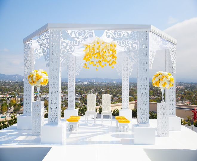 Outdoor wedding designs