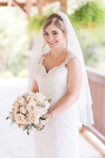 Ashley moore's bridal portraits