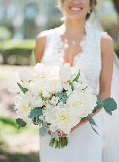 Fresh bouquet