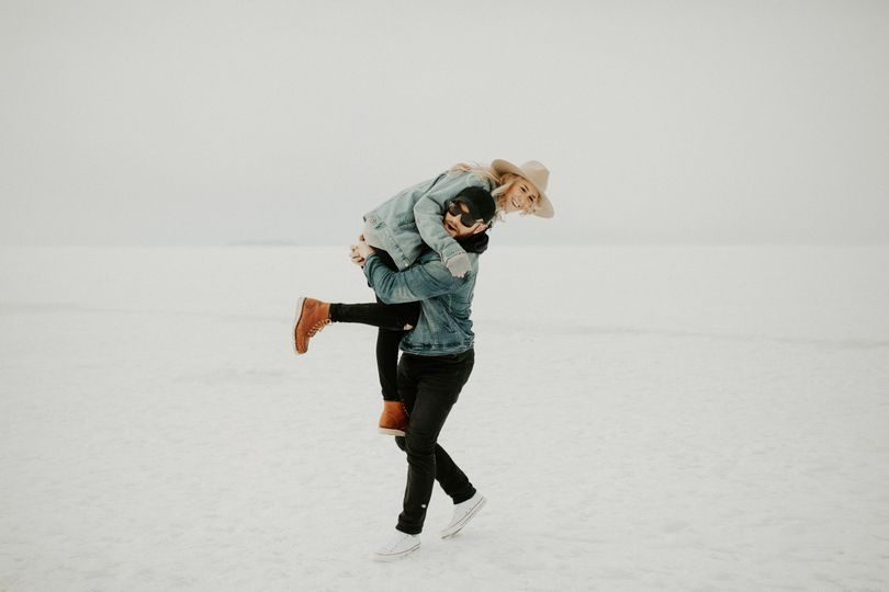 Vermont couple shoot