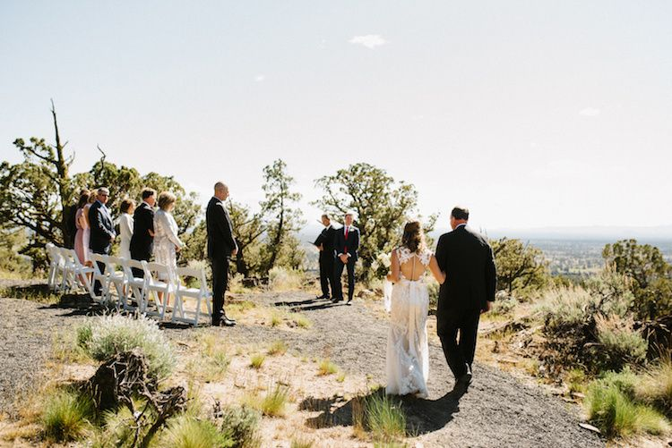 Elopement with a view