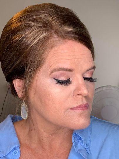 Customized makeup