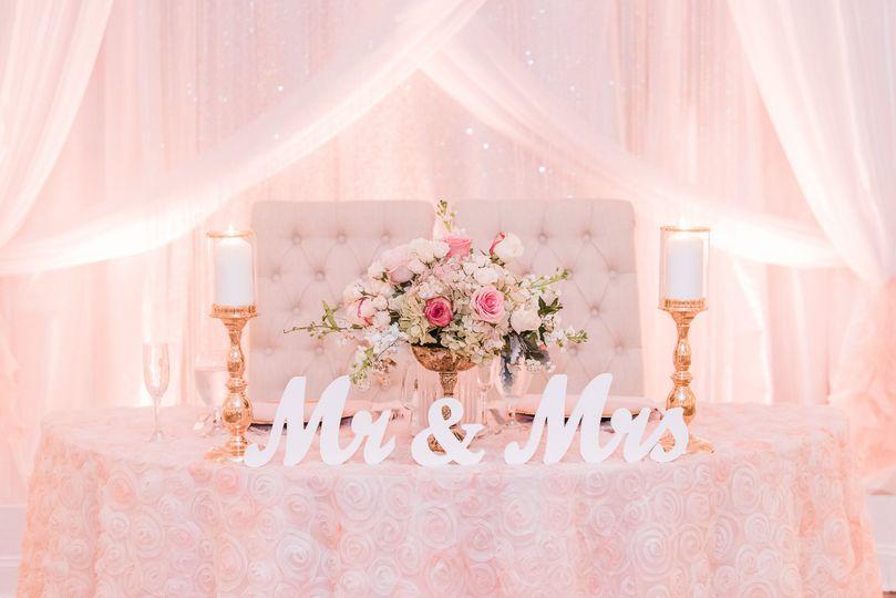 Pink ensemble