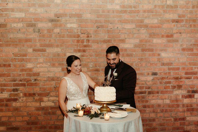 Emily & Ivan Cake