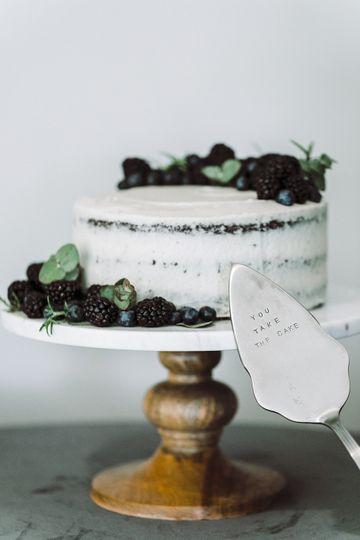 You take the cake!
